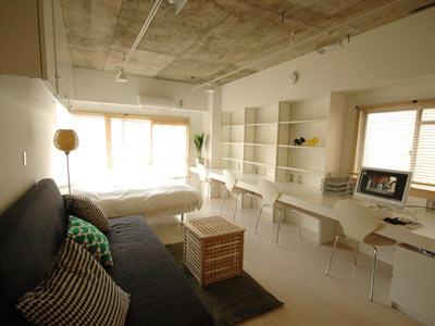 location appartement tokyo